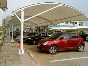 car parking shades abu dhabi