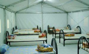 labor rental tents