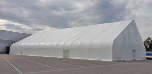 rental labor tents