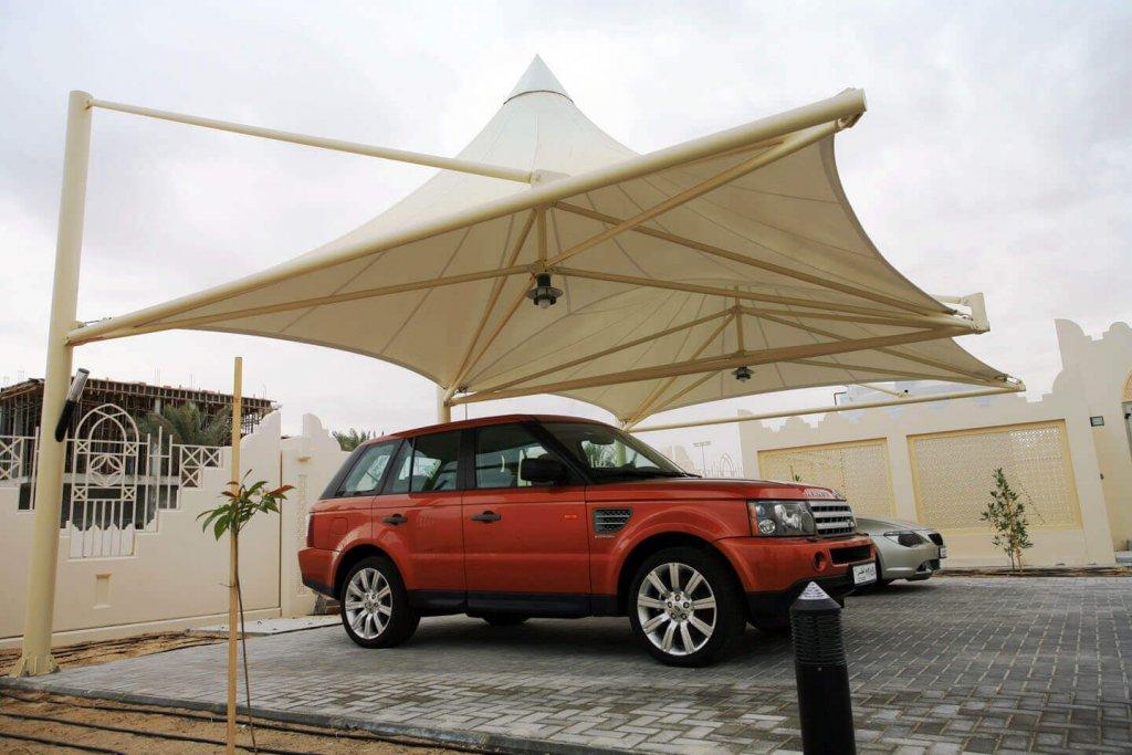 Car Parking Shades Suppliers Dubai