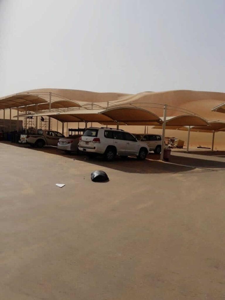 car parking shades supplier dubai